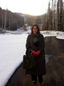 I was in Deer Valley at a conference sponsored by Aspen Education Group, learning about services for teens with behavioral and learning challenges.